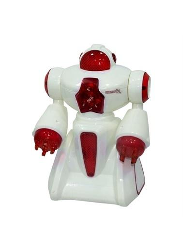 Birlik Oyuncak Birlik Oyuncak Kutulu Pilli Robot X Çocuk Oyuncak Renkli